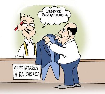 Resultado de imagem para ELEITOR VIRA CASACA