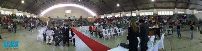 Diplomação de prefeitos e vereadores eleitos da 9ª zona eleitoral